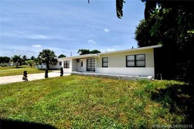911 W Drew St, Lantana, FL 33462 - MLS#: A10508218