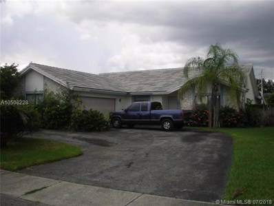 1641 NW 101 Way, Plantation, FL 33322 - #: A10508228