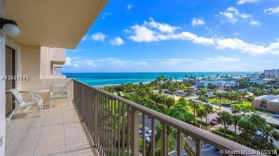 1201 S Ocean Dr UNIT 808S, Hollywood, FL 33019 - MLS#: A10508248