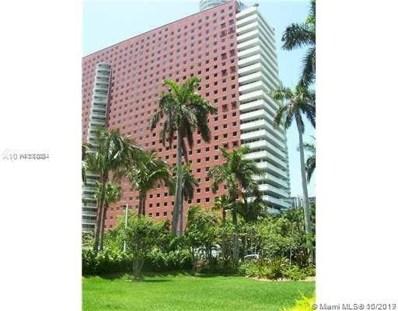 1627 Brickell Ave UNIT 1603, Miami, FL 33129 - MLS#: A10508554