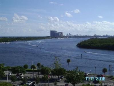 400 Kings Point Dr UNIT 908, Sunny Isles Beach, FL 33160 - MLS#: A10508591