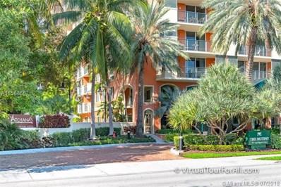 2951 S Bayshore Dr UNIT 1114, Miami, FL 33133 - MLS#: A10508667