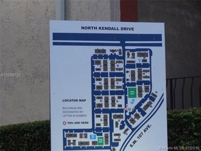 10794 N Kendall Dr UNIT B12, Miami, FL 33176 - MLS#: A10508720