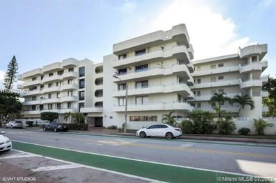 8201 Byron Ave UNIT 407, Miami Beach, FL 33141 - MLS#: A10508763