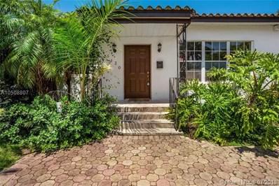 5130 Cherokee Ave, Miami Beach, FL 33140 - #: A10508807