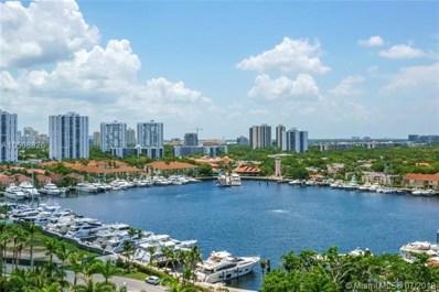21205 Yacht Club Dr UNIT 1406, Aventura, FL 33180 - MLS#: A10508826