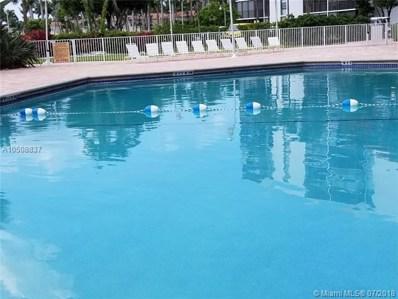 20400 W Country Club Dr UNIT 819, Aventura, FL 33180 - MLS#: A10508837
