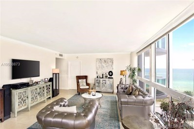 6365 Collins UNIT 1007, Miami Beach, FL 33141 - MLS#: A10508873