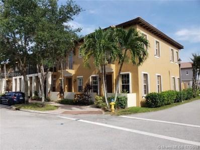 14632 SW 5th St UNIT 2-5, Pembroke Pines, FL 33027 - MLS#: A10508950