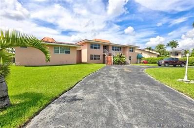 11850 SW 49th St, Miami, FL 33175 - MLS#: A10509106