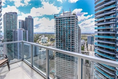 1050 Brickell Av UNIT 3416, Miami, FL 33131 - #: A10509117