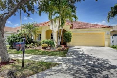1123 Birchwood Rd, Weston, FL 33327 - MLS#: A10509137