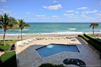 200 Beach Road UNIT 203, Tequesta, FL 33469 - #: A10509284