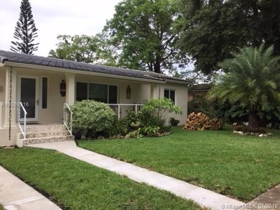 751 Falcon Ave, Miami Springs, FL 33166 - MLS#: A10509316
