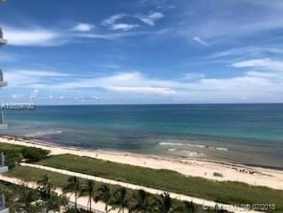 9111 Collins Ave UNIT N-815, Surfside, FL 33154 - MLS#: A10509760