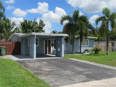 6521 SW 5th St, Pembroke Pines, FL 33023 - MLS#: A10509828