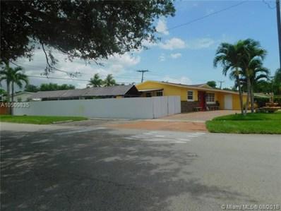 6830 SW 8th St, Pembroke Pines, FL 33023 - MLS#: A10509835