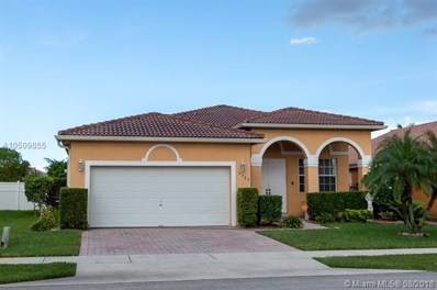 5325 SW 132nd Ter, Miramar, FL 33027 - MLS#: A10509855