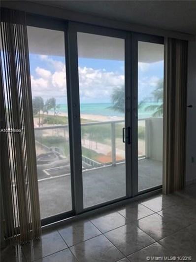 5701 NE Collins Ave UNIT 521, Miami Beach, FL 33140 - #: A10509866