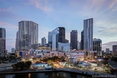 88 SW 7th St UNIT 3610, Miami, FL 33130 - MLS#: A10509879