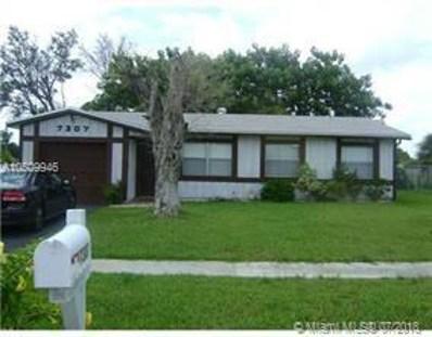 7307 SW 8th St, North Lauderdale, FL 33068 - MLS#: A10509946