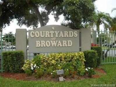 1820 N Lauderdale Ave UNIT 3403, North Lauderdale, FL 33068 - MLS#: A10510057