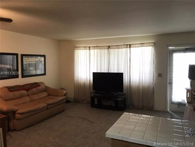 1300 S Broadway UNIT 25, Lantana, FL 33462 - MLS#: A10510239