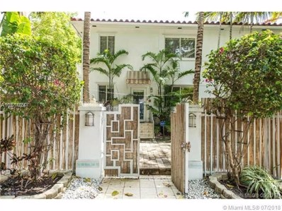 741 6th St UNIT 103-W, Miami Beach, FL 33139 - MLS#: A10510247