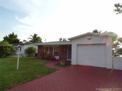 4321 NW 47th Ter, Lauderdale Lakes, FL 33319 - MLS#: A10510264