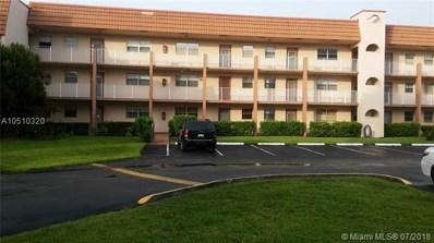 2811 N Pine Island Rd UNIT 301, Sunrise, FL 33322 - MLS#: A10510320