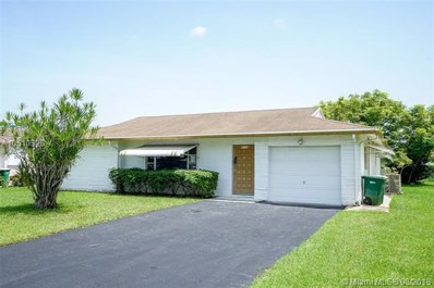 9104 NW 72nd Ct, Tamarac, FL 33321 - #: A10510326