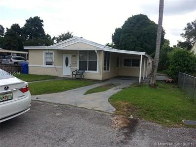 2842 Washington St, Hollywood, FL 33020 - MLS#: A10510514