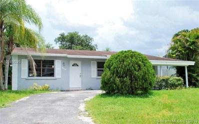 7808 SW 7th St, North Lauderdale, FL 33068 - MLS#: A10510536
