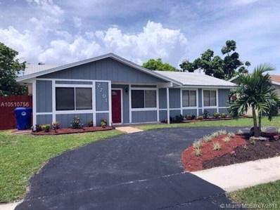 7701 SW 8th Ct, North Lauderdale, FL 33068 - MLS#: A10510756