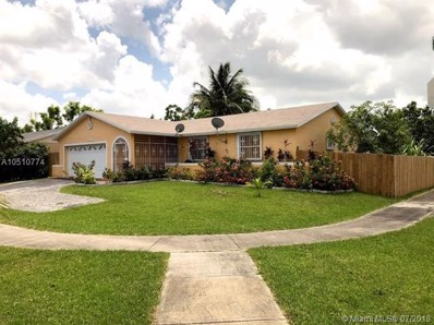 25838 SW 132nd Ave, Homestead, FL 33032 - MLS#: A10510774