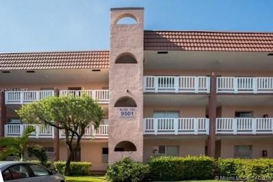 9501 Sunrise Lakes Blvd UNIT 310, Sunrise, FL 33322 - MLS#: A10511057