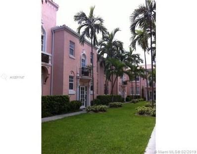 754 Meridian Avenue UNIT 15, Miami Beach, FL 33139 - MLS#: A10511147