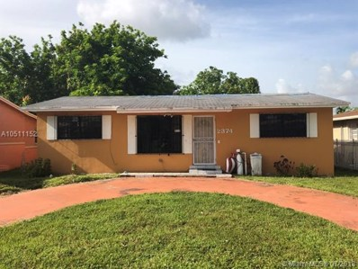 2374 NW 172nd Ter, Miami Gardens, FL 33056 - MLS#: A10511152