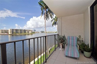 18151 NE 31st Ct UNIT 211, Aventura, FL 33160 - MLS#: A10511163