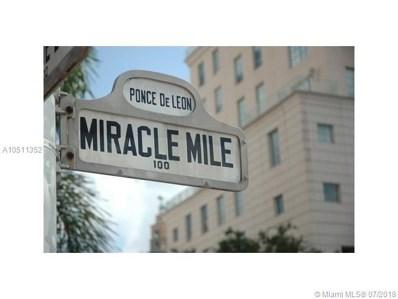 1805 Ponce De Leon Blvd UNIT 711, Coral Gables, FL 33134 - MLS#: A10511352