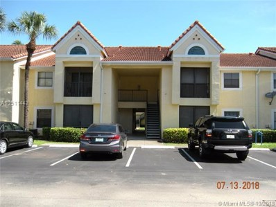 15051 SW 103rd Ln UNIT 4205, Miami, FL 33196 - MLS#: A10511442