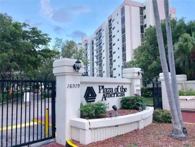 16909 N Bay Rd UNIT 221, Sunny Isles Beach, FL 33160 - MLS#: A10511465