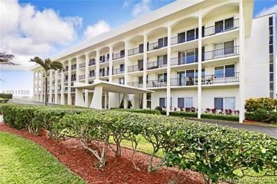 300 Beach Rd UNIT 407, Tequesta, FL 33469 - MLS#: A10511509