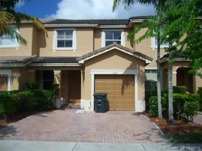 1043 NE 41st Pl, Homestead, FL 33033 - MLS#: A10511576