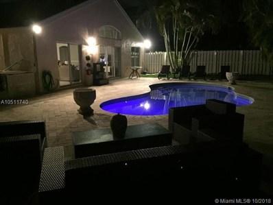 5040 SW 32nd Way, Hollywood, FL 33312 - MLS#: A10511740