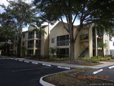 5686 Rock Island Rd UNIT 123, Tamarac, FL 33319 - MLS#: A10511784