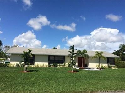 11401 SW 123rd St, Miami, FL 33176 - MLS#: A10511848
