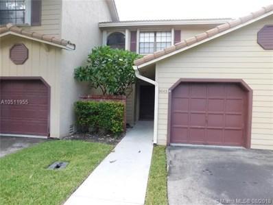 9043 Vineyard Lake Dr UNIT 9043, Plantation, FL 33324 - MLS#: A10511955