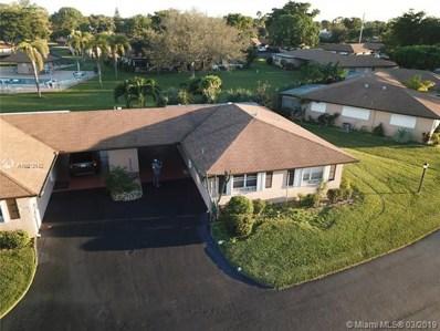 111 Mockingbird Ln UNIT 111, Delray Beach, FL 33445 - MLS#: A10512142