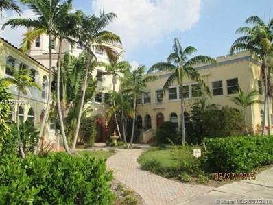 421 Grand Concourse UNIT 15, Miami Shores, FL 33138 - MLS#: A10512299